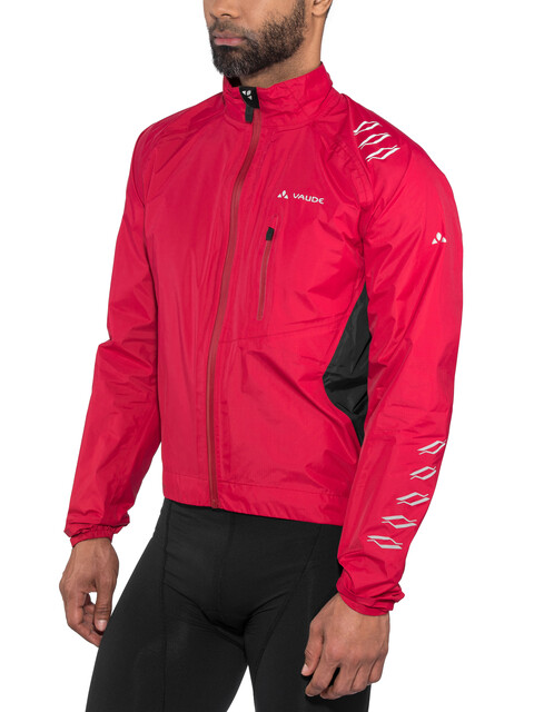 VAUDE Spray IV Jacket Men indian red